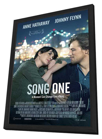 Song One 11x17 Framed Movie Poster (2015)