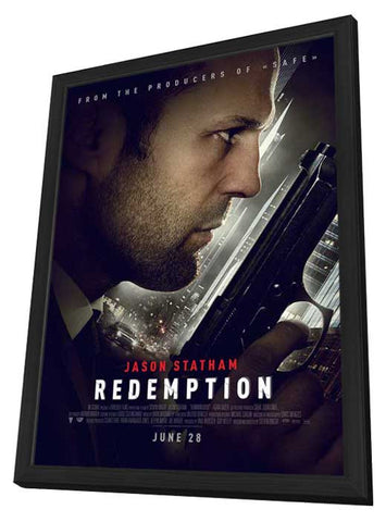 Redemption 27x40 Framed Movie Poster (2013)