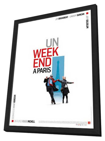 Le Week-End (French) 27x40 Framed Movie Poster (2013)