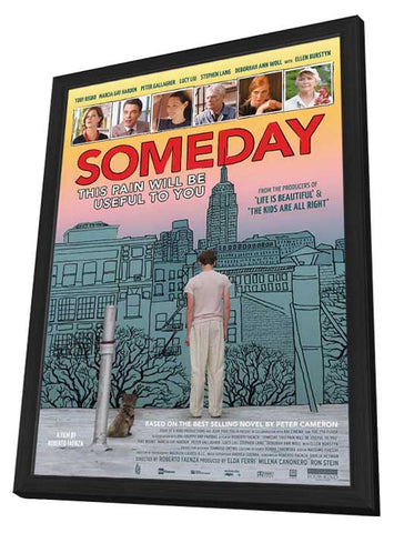 Something in the Air (French) 11x17 Framed Movie Poster (2013)
