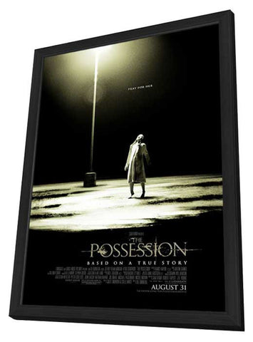 The Possession 27x40 Framed Movie Poster (2012)