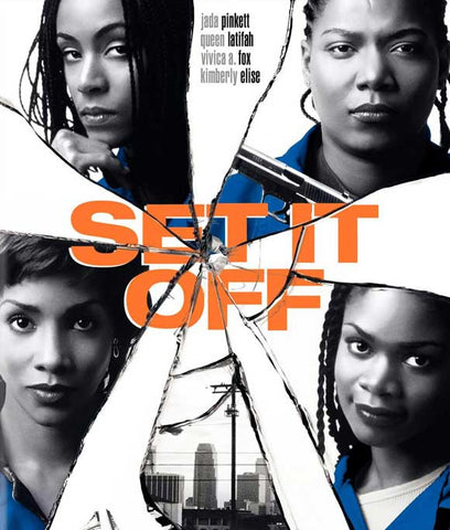 Set It Off 11x14 Movie Poster (1996)