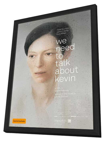 We Need to Talk About Kevin 11x17 Framed Movie Poster (2011)