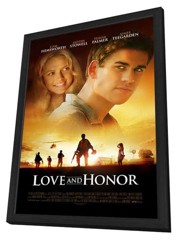 Love and Honor 11x17 Framed Movie Poster (2013)