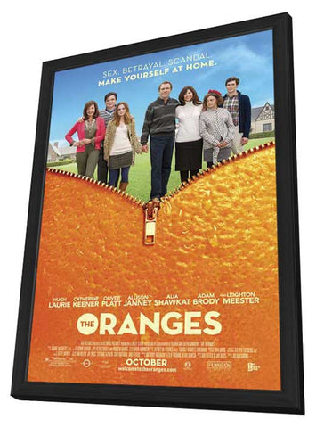 InAPPropiate Comedy 11x17 Framed Movie Poster (2013)