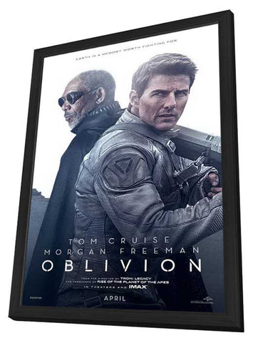 Oblivion 11x17 Framed Movie Poster (2013)