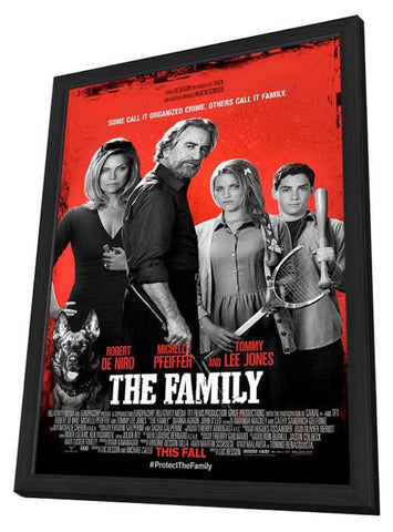 The Words 11x17 Framed Movie Poster (2012)
