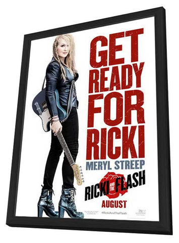 Ricki and the Flash 27x40 Framed Movie Poster (2015)