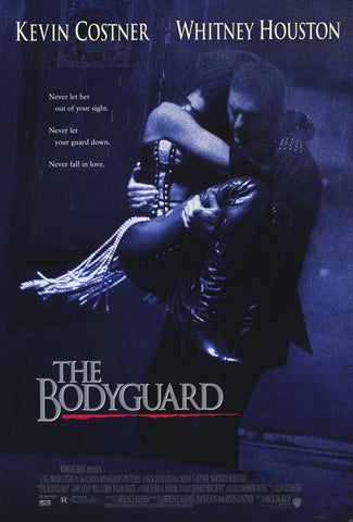 The Bodyguard 11x17 Movie Poster (1992)