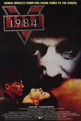1984 11x17 Movie Poster (1984)