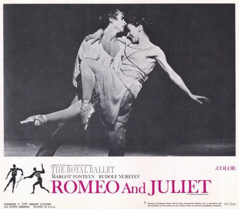 Romeo and Juliet 11x14 Movie Poster (1966)