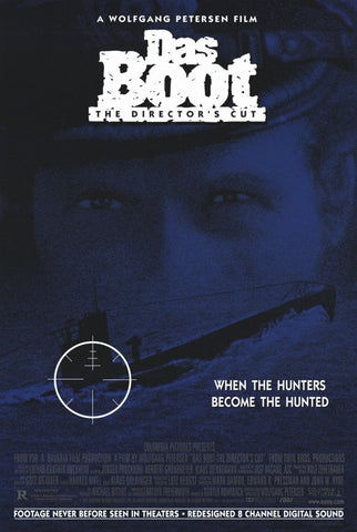 Das Boot 11x17 Movie Poster (1997)