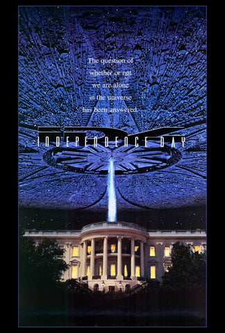 Independence Day 27x40 Movie Poster (1996)