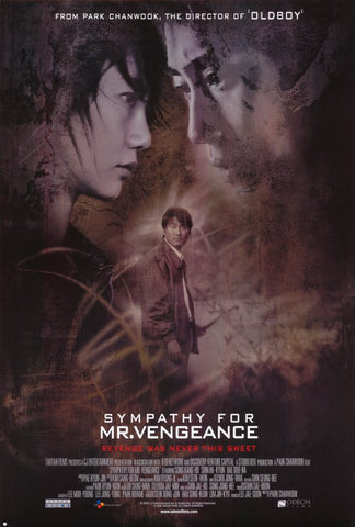Sympathy for Mr. Vengeance 27x40 Movie Poster (2002)