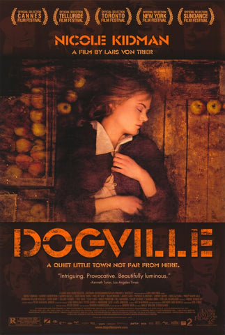 Dogville 11x17 Movie Poster (2003)