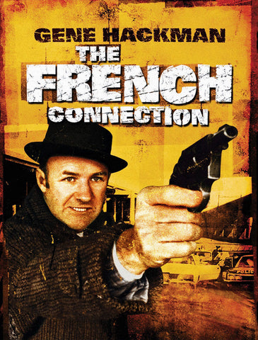 The French Connection 11x17 Movie Poster (1971)