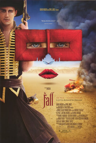 The Fall 27x40 Movie Poster (2006)