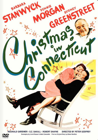 Christmas in Connecticut 11x17 Movie Poster (1944)