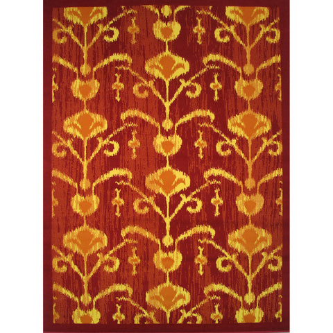 LA Rugs Botticelli Collection Area Rug
