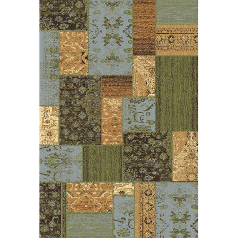 LA Rugs Galaxy Collection Area Rug