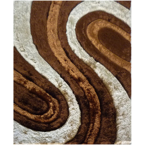LA Rugs Dimension Shaggy Collection Area Rug