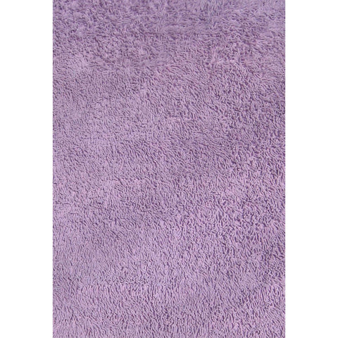 Fun Rugs Fun Shags Collection Lavender Area Rug
