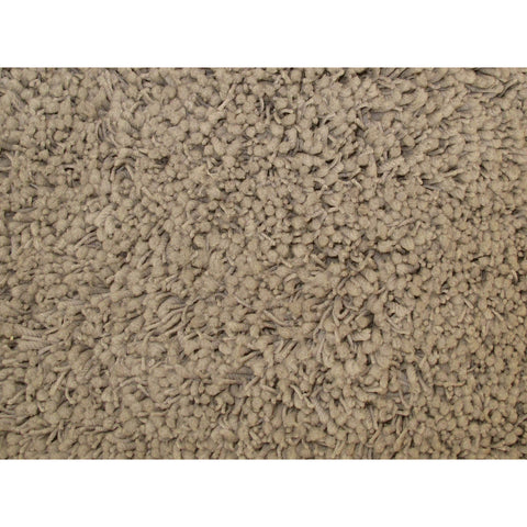 LA Rugs Shag Plus Collection Beige Area Rug