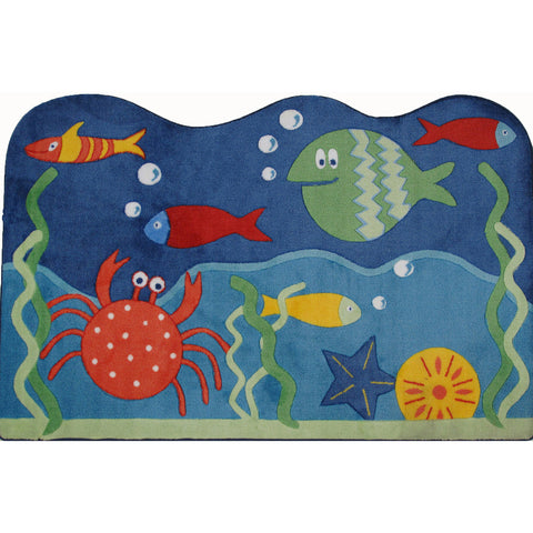 Fun Rugs Supreme Collection Under World Area Rug