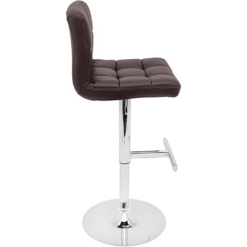 Lager Barstool, Brown