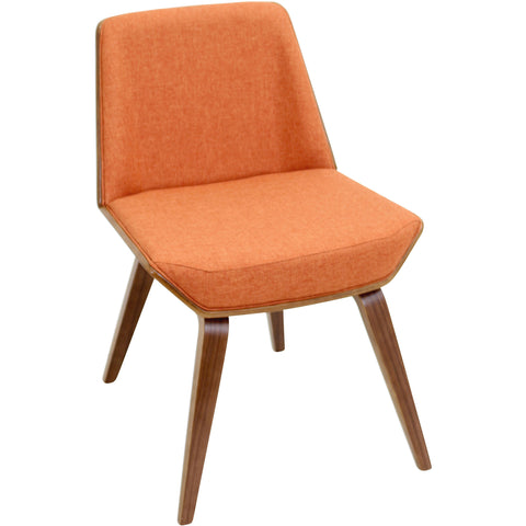 OSP Westport Metal Chair, Copper Finish