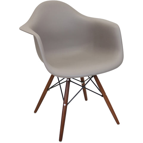 California Single Chair, Stone