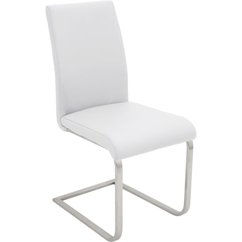 Foster Dining Chair (Set of 2), White