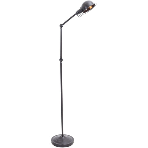 Banks Floor Lamp, Antique