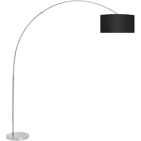 Salon Floor Lamp, Black