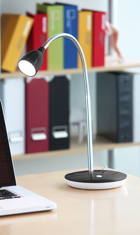 Emu Lamp, Black