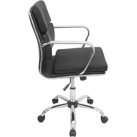 Bachelor Office Chair, Black
