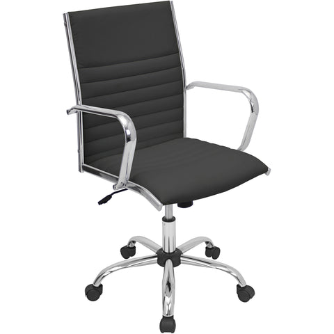 Master Office Chair, Black