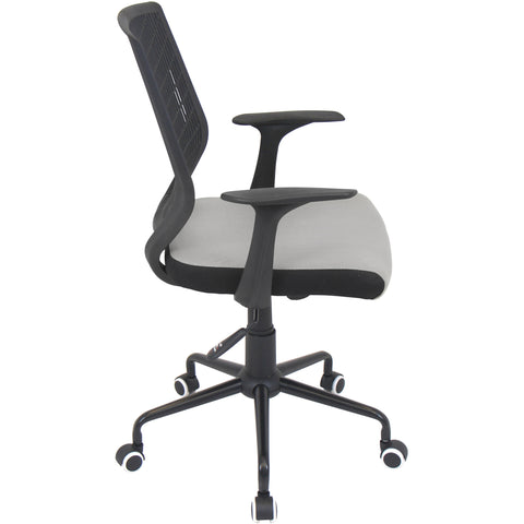 Network Office Chair, Black/Silver