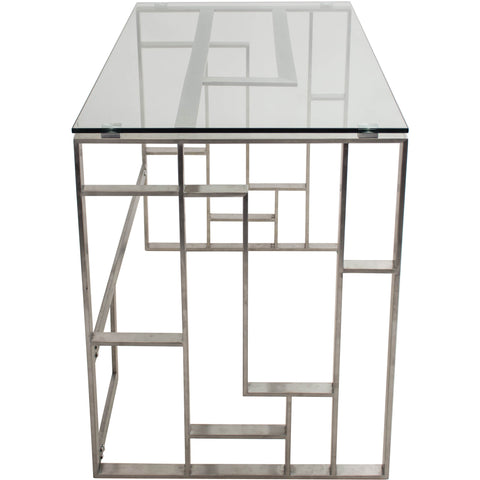 Mandarin Desk, Clear