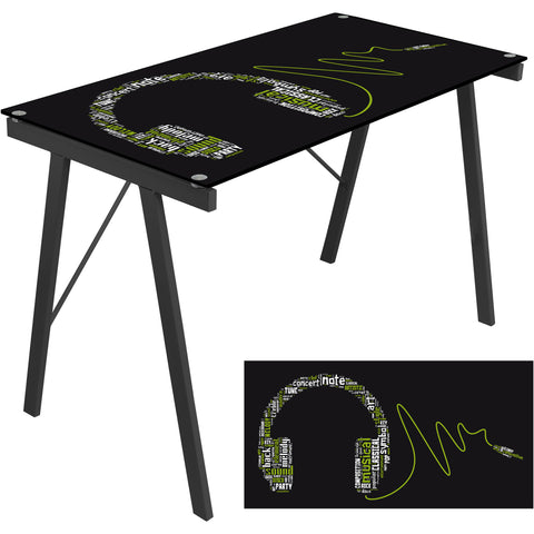 Graphic Top Exponent Desk, Headphone