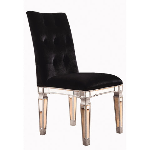 Wall Street Arm Chair, Smoke Faux Leather