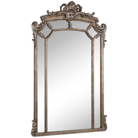 "Antique 30""x48""x1.25"" Wall Mirror"