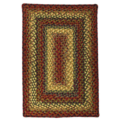 Neverland Braided Cotton Rectangle Rug