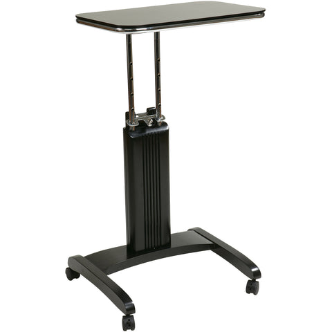 Pro-Line II Precision Laptop Stand, Black