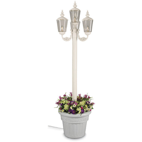 Cambridge Park Style Four Lantern Planter