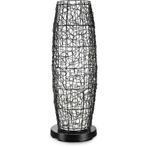 Cape Cod Black Single Coach Lantern Planter