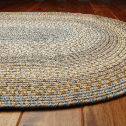 Seabreeze Braided Indoor/Outdoor Ultra Durable Oval Rug