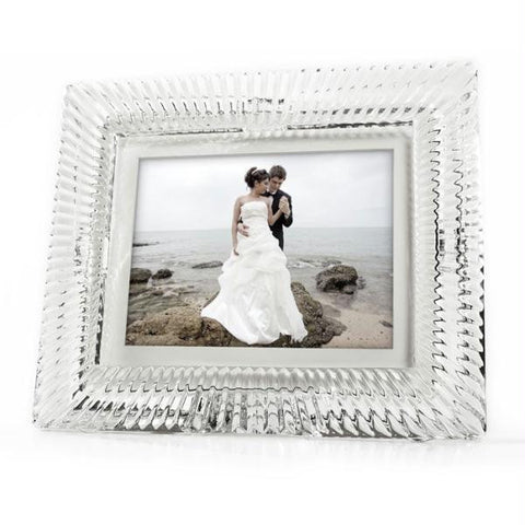 "Waterford Crystal 8"" Somerset Digital Photo Frame"