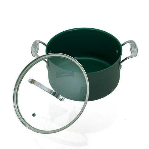 Orgreenic Large 6 Quart Stock Pot with Lid