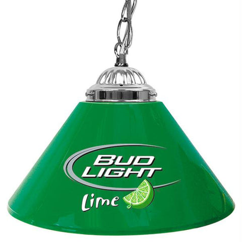 Bud Light Lime 14 Inch Single Shade Bar Lamp